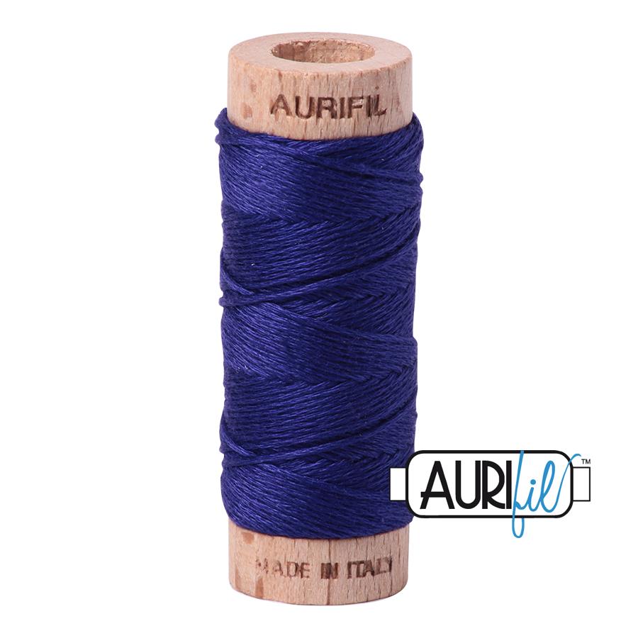 Aurifil Cotton Embroidery Floss, 1200 Blue Violet