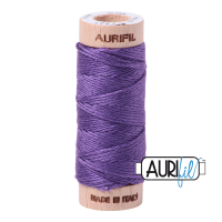 Aurifil Cotton Embroidery Floss, 1243 Dusty Lavender