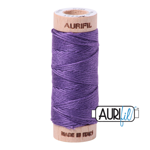 Aurifil Cotton Embroidery Floss, 1243 Dusty Lavender