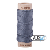 Aurifil Cotton Embroidery Floss, 1246 Dark Grey