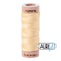 Aurifil Cotton Embroidery Floss, 2105 Champagne