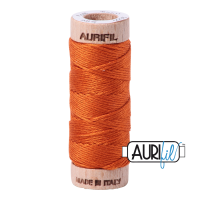 Aurifil Cotton Embroidery Floss, 2235 Orange