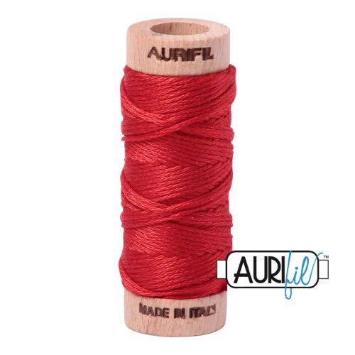 Aurifil Cotton Embroidery Floss, 2270 Paprika