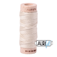 Aurifil Cotton Embroidery Floss, 2310 Light Beige