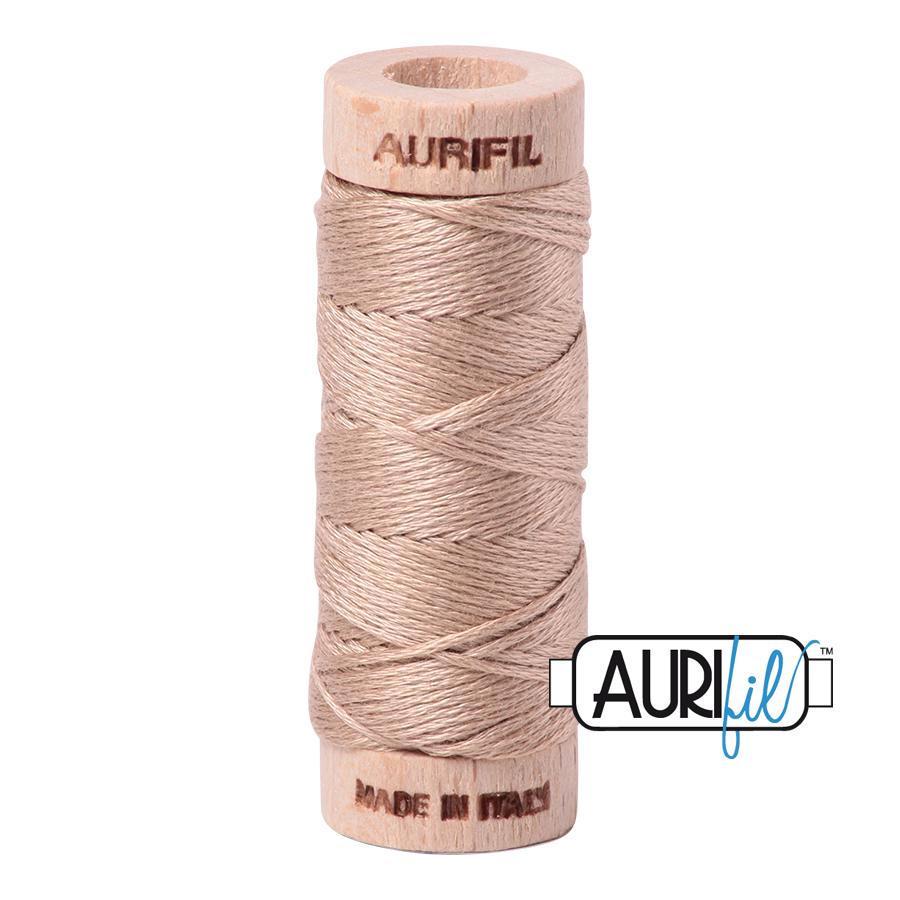 Aurifil Cotton Embroidery Floss, 2314 Beige