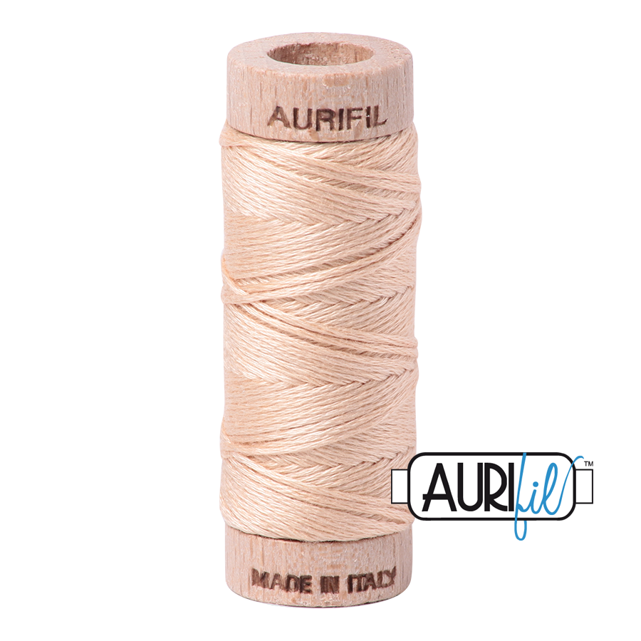 Aurifil Cotton Embroidery Floss, 2315 Shell