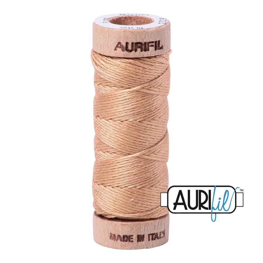 Aurifil Cotton Embroidery Floss, 2318 Cachemire