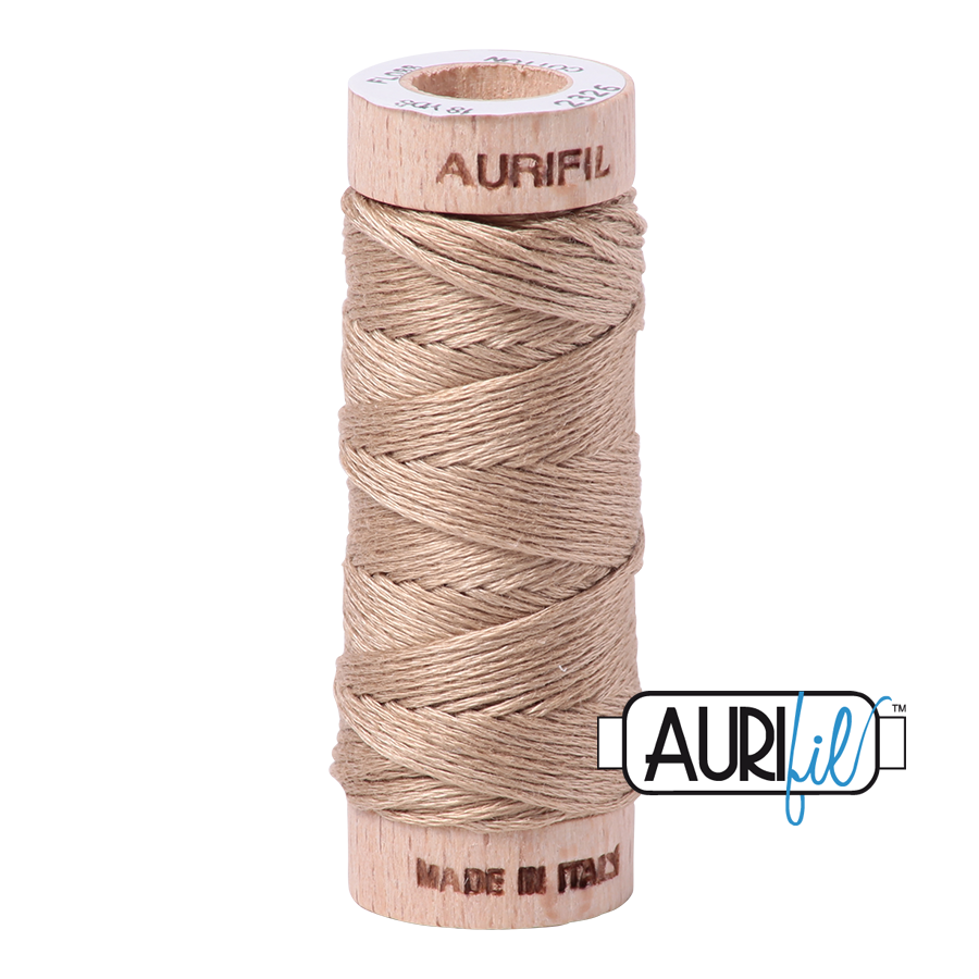 Aurifil Cotton Embroidery Floss, 2326 Sand
