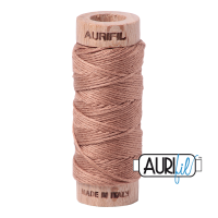 Aurifil Cotton Embroidery Floss, 2340 Cafe au Lait