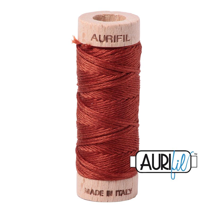 Aurifil Cotton Embroidery Floss, 2350 Copper