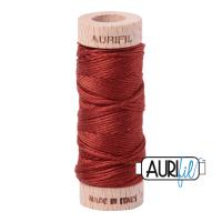 Aurifil Cotton Embroidery Floss, 2385 Terracotta