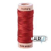 Aurifil Cotton Embroidery Floss, 2395 Pumpkin Spice