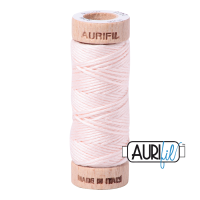 Aurifil Cotton Embroidery Floss, 2405 Oyster