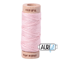 Aurifil Cotton Embroidery Floss, 2410 Pale Pink