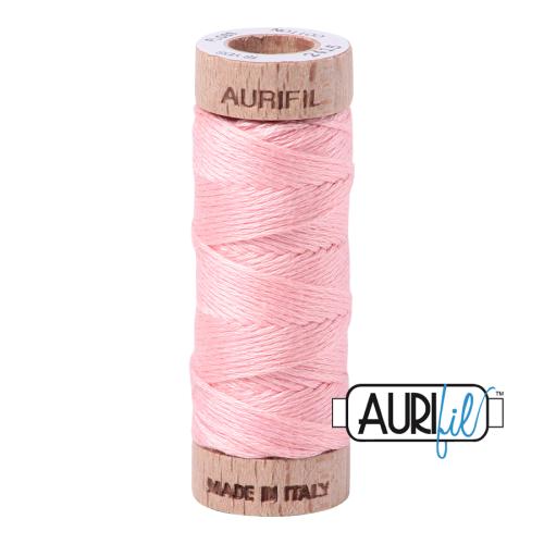 Aurifil Cotton Embroidery Floss, 2415 Blush