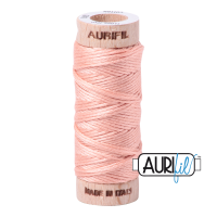 Aurifil Cotton Embroidery Floss, 2420 Fleshy Pink
