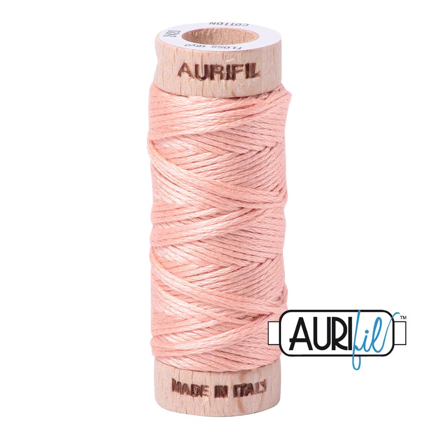 Aurifil Cotton Embroidery Floss, 2420 Blush