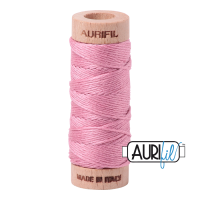 Aurifil Cotton Embroidery Floss, 2430 Antique Rose