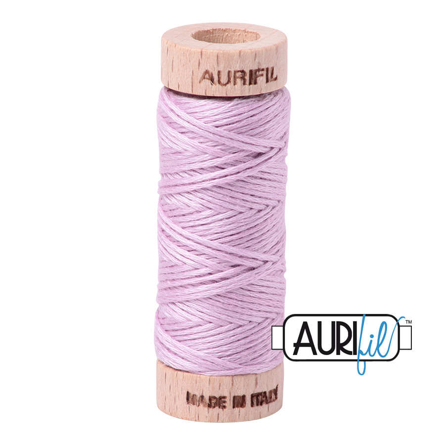 Aurifil Cotton Embroidery Floss, 2510 Light Lilac