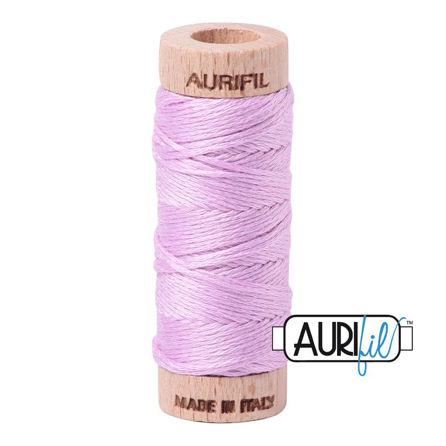 Aurifil Cotton Embroidery Floss, 2515 Light Orchid