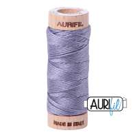 Aurifil Cotton Embroidery Floss, 2524 Grey Violet