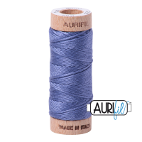 Aurifil Cotton Embroidery Floss, 2525 Dusty Blue Violet