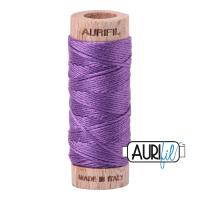 Aurifil Cotton Embroidery Floss, 2540 Medium Lavender