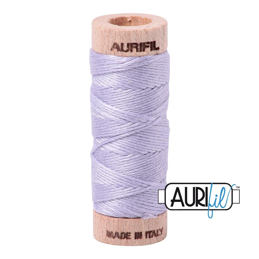 Aurifil Cotton Embroidery Floss, 2560 Iris