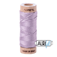 Aurifil Cotton Embroidery Floss, 2562 Lilac