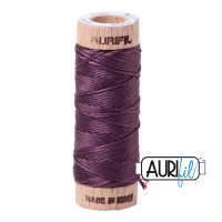 Aurifil Cotton Embroidery Floss, 2568 Mulberry