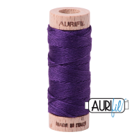 Aurifil Cotton Embroidery Floss, 2582 Dark Violet