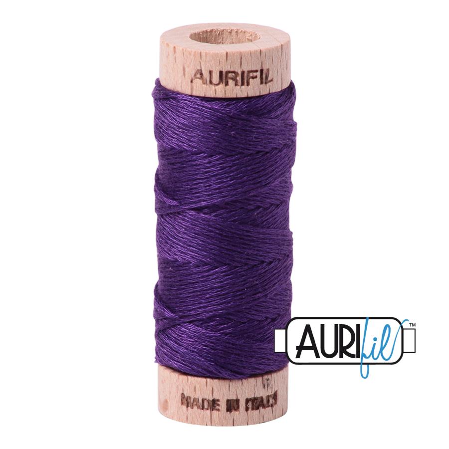 Aurifil Cotton Embroidery Floss, 2582 Dark Violet