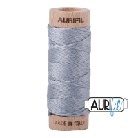 Aurifil Cotton Embroidery Floss, 2610 Light Blue Grey