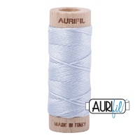 Aurifil Cotton Embroidery Floss, 2710 Light Robins Egg