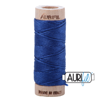 Aurifil Cotton Embroidery Floss, 2780 Dark Delft Blue