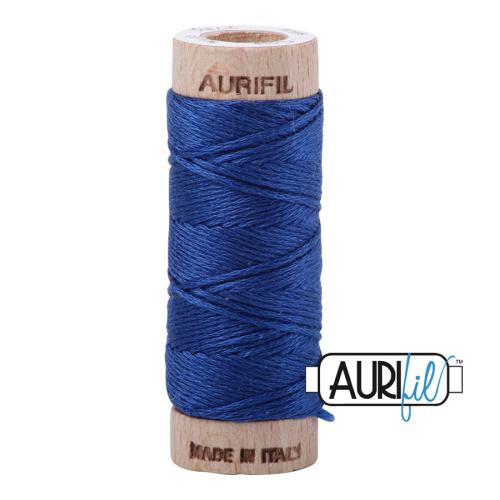 Aurifil Cotton Embroidery Floss, 2780 Dark Delft Blue