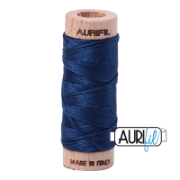 Aurifil Cotton Embroidery Floss, 2783 Medium Delft Blue