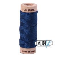 Aurifil Cotton Embroidery Floss, 2783 Medium Delft Blue