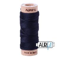 Aurifil Cotton Embroidery Floss, 2785 Very Dark Navy