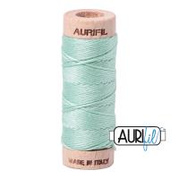 Aurifil Cotton Embroidery Floss, 2830 Mint
