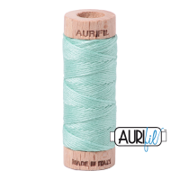 Aurifil Cotton Embroidery Floss, 2835 Medium Mint