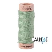 Aurifil Cotton Embroidery Floss, 2840 Loden Green