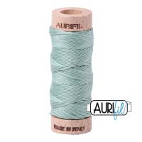 Aurifil Cotton Embroidery Floss, 2845 Light Juniper