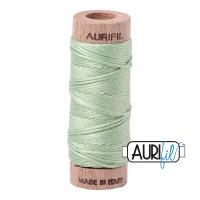 Aurifil Cotton Embroidery Floss, 2880 Pale Green