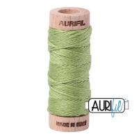Aurifil Cotton Embroidery Floss, 2882 Light Fern