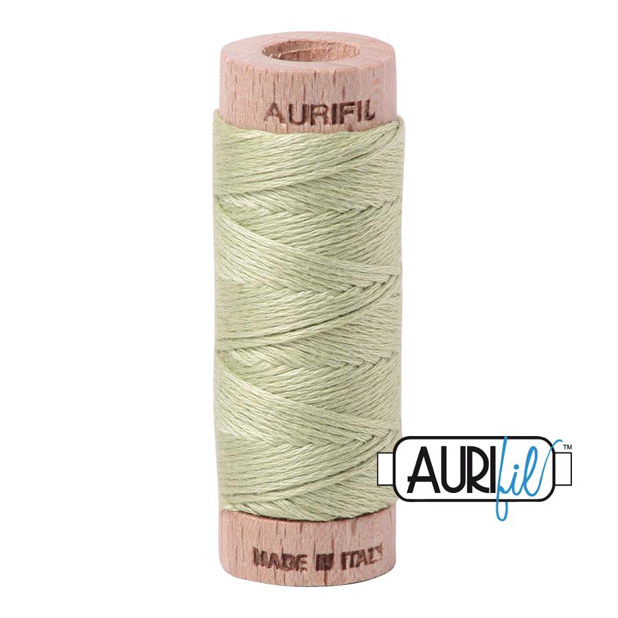 Aurifil Cotton Embroidery Floss, 2886 Light Avocado