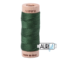 Aurifil Cotton Embroidery Floss, 2892 Pine