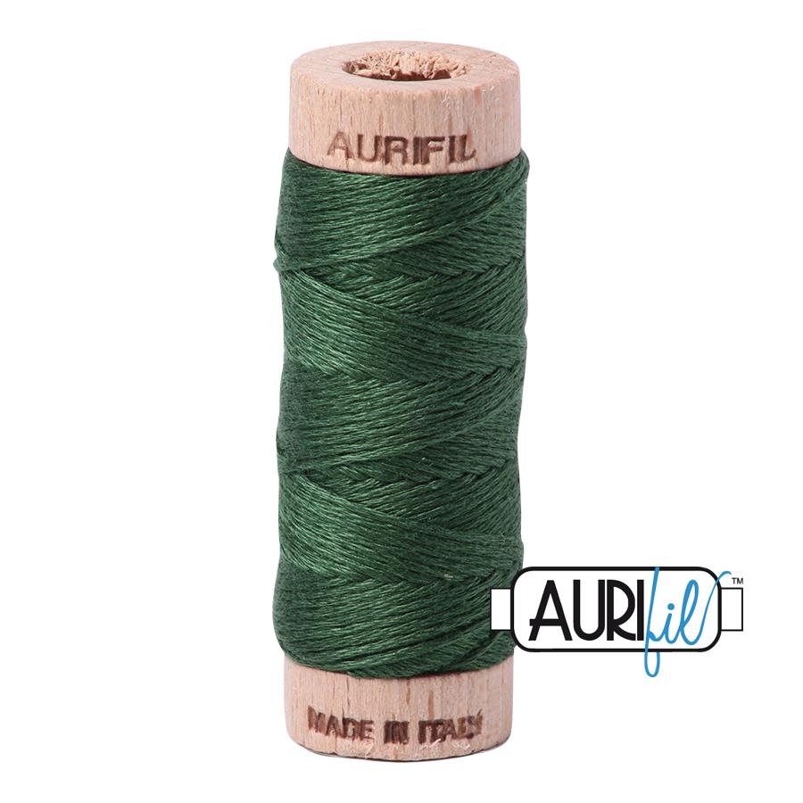 Aurifil Cotton Embroidery Floss, 2892 Pine