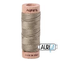 Aurifil Cotton Embroidery Floss, 2900 Light Khaki Green
