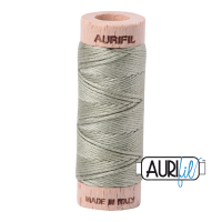 Aurifil Cotton Embroidery Floss, 2902 Light Laurel Green